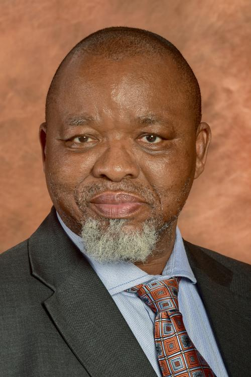 Minister of Mineral Resources and Energy Gwede Mantashe